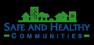 safe healthy communities logo